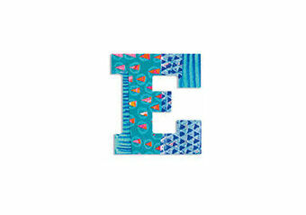 Djeco Wooden Letters
