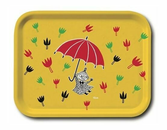 Opto Design Moomin Tray - Little My