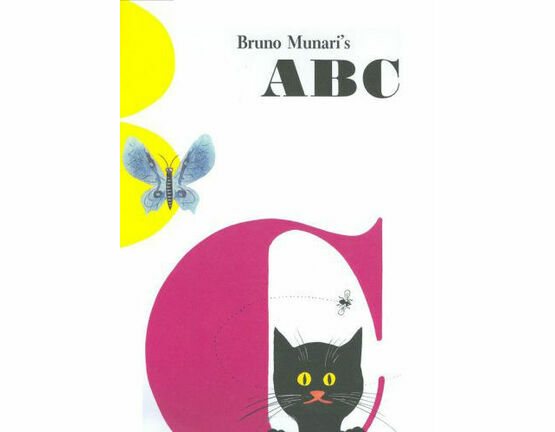 ABC by Bruno Munari