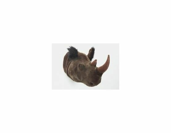 Wild & Soft Trophy Head - Michael the Rhino