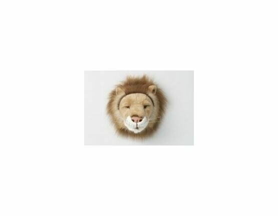 Wild & Soft Trophy Head - Cesar the Lion