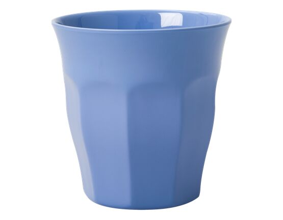 Rice Melamine Cup - Dusty Blue