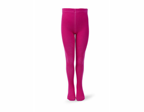 Melton Plain Tights - Pink