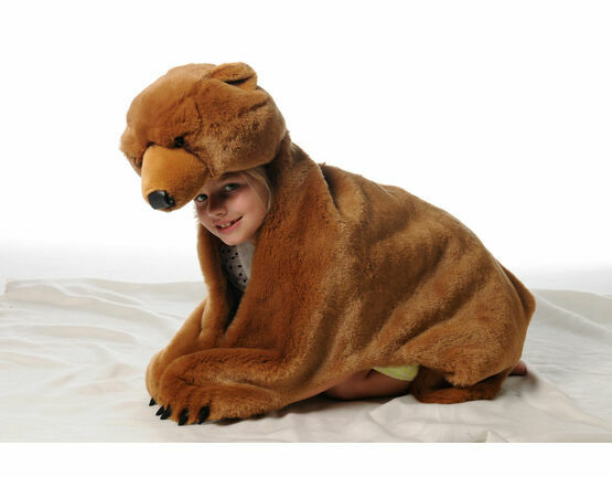 Wild & Soft Animal Disguise - Brown Bear