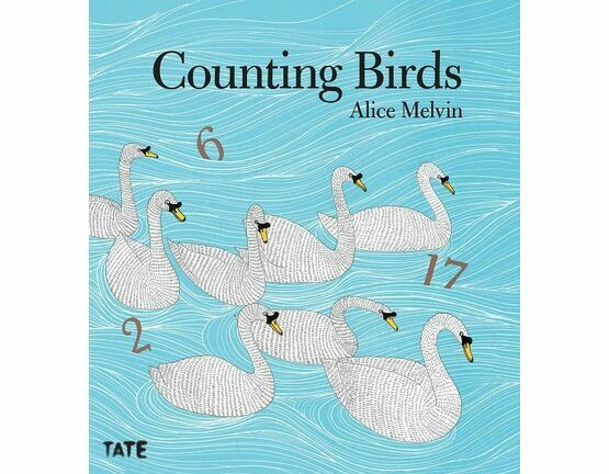 Tate Publishing Counting Birds by Alice Melvin