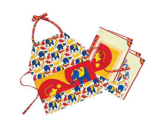 Tate Publishing Alice Melvin Cut Out and Sew Apron