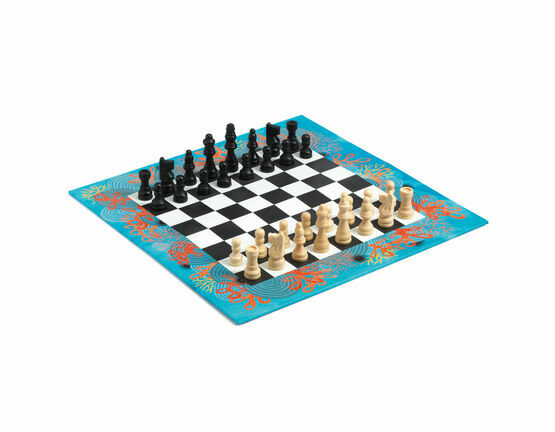 Djeco Classic Wooden Chess Game