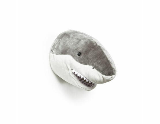 Wild & Soft Animal Trophy Head - Jack the Shark