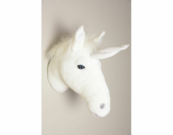 Wild & Soft Trophy Head - Claire the Unicorn
