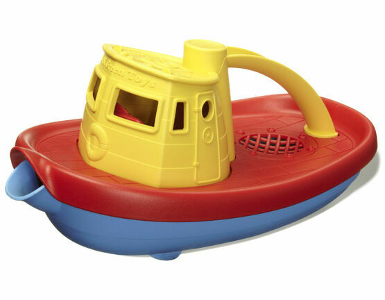 Green Toys Recycled Tug Boat