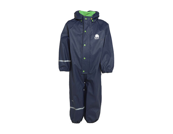 CeLaVi Rainwear Baby Suit - Navy