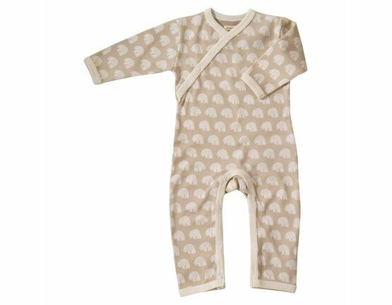 Pigeon Organics Polar Bear All-in-One - taupe