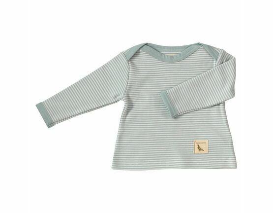Pigeon Organics Top - Pale Blue