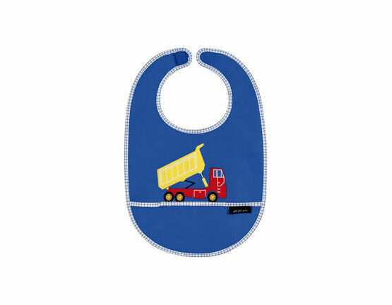 Petit Jour Paris Construction PVC Bib - Blue