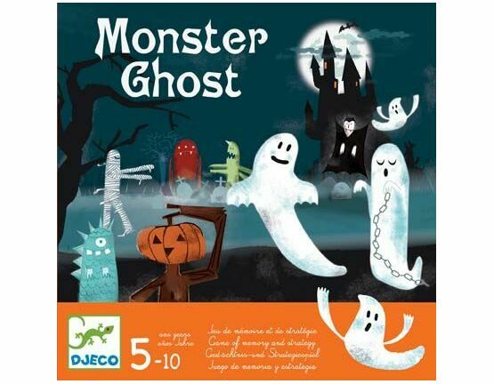 Djeco Game - Monster Ghost