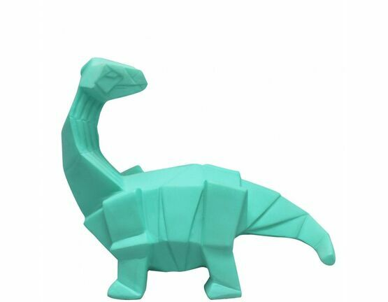 Disaster Designs Dinosaur Origami LED Mini Light - Green
