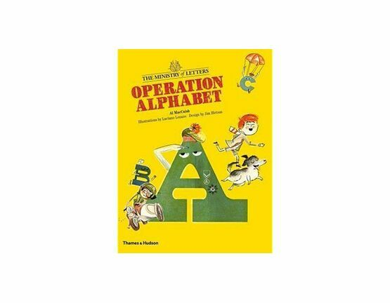 Operation Alphabet - The Ministry of Letters