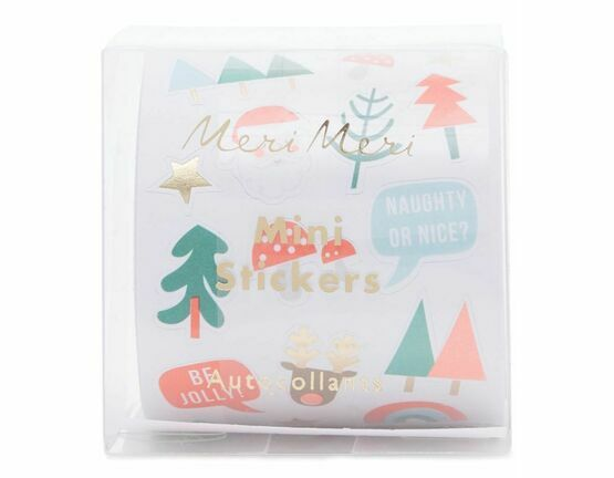 Christmas Mini Stickers