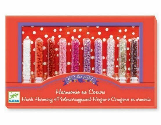 Djeco Bead Set - Hearts Harmony