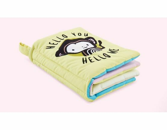 Wee Gallery Cloth Book - Hello You