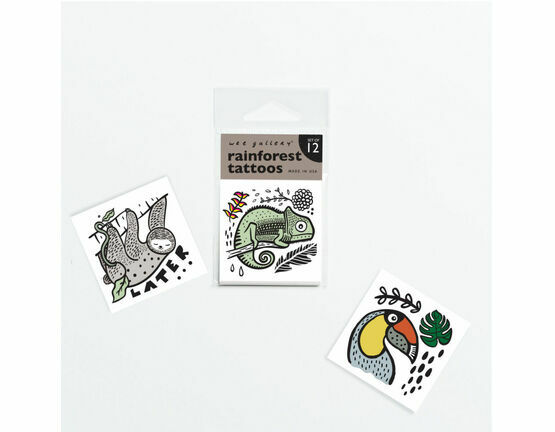 Wee Gallery Tattoos - Rainforest
