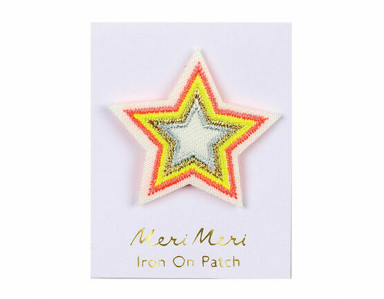 Iron-on Patch - Star