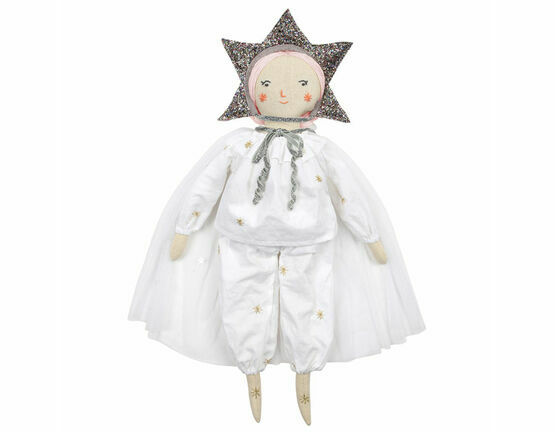 Star Headress & Cape Doll Dress-up Kit
