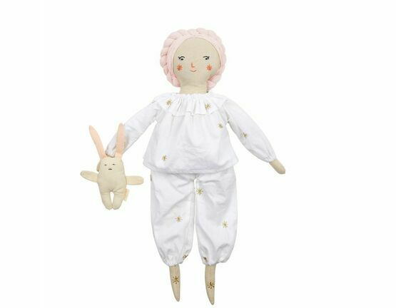Pyjamas and Bunny Doll Dress-up Kit