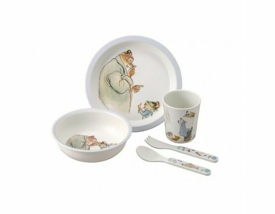 Ernest & Celestine 5 Piece Gift Set - grey
