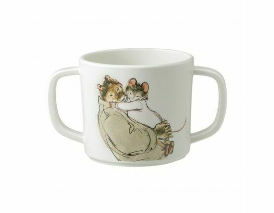 Ernest & Celestine Double Handed Cup