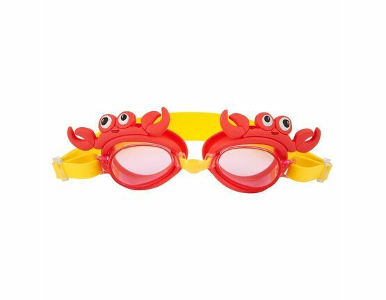 Swimming Goggles - Crab