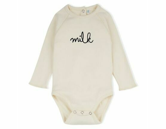 Milk Natural Body Suit
