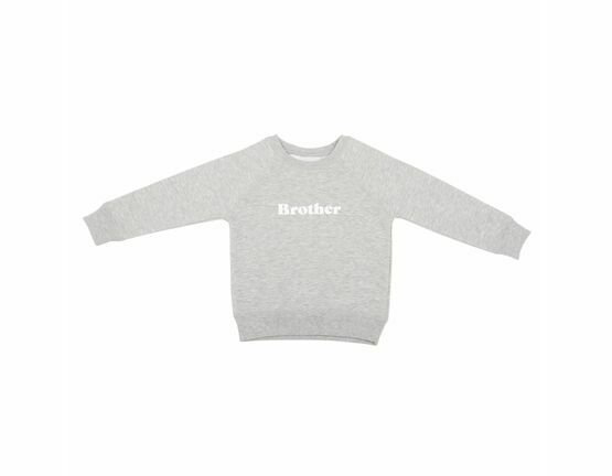 Grey Marl BROTHER Sweatshirt