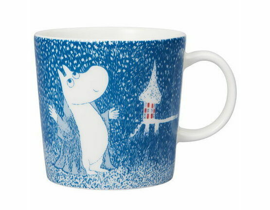 Moomin Special Edition Winter 2018 Mug - Snowfall