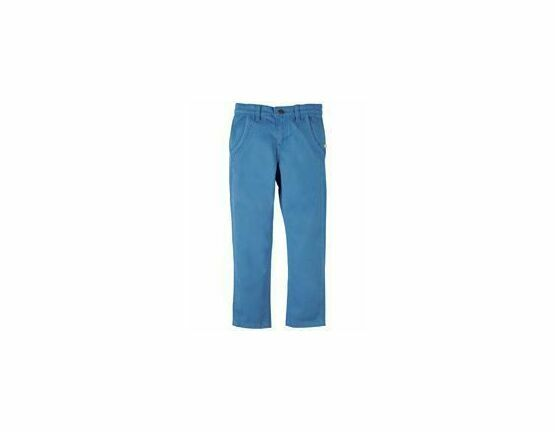 Forester Chino Trousers - Sail Blue