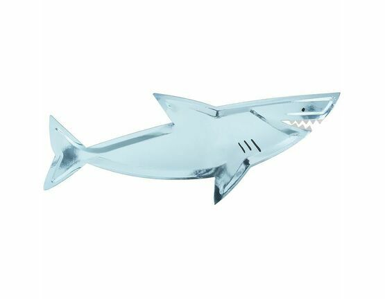 Under the Sea Party Platters - Shark