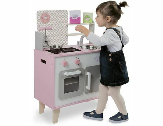 Janod Wooden Macaron Cooker