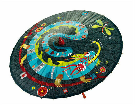 Djeco Umbrella - Dragon
