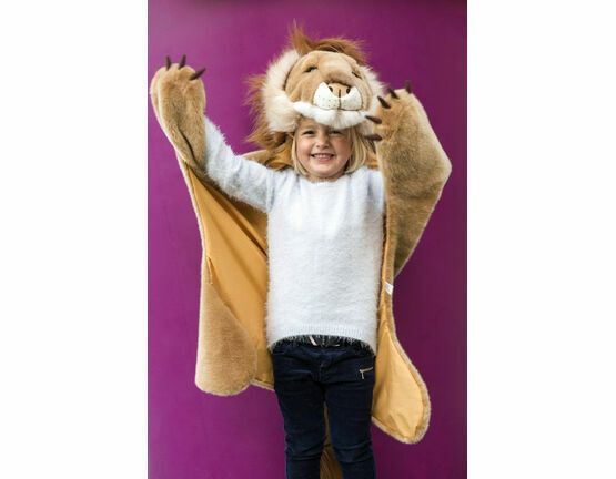 Wild & Soft Lion Disguise