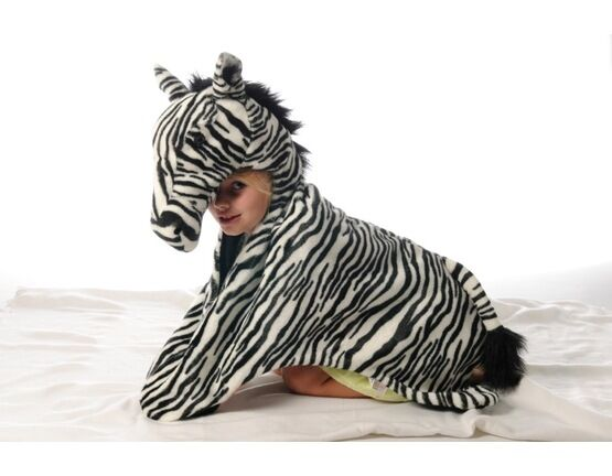 Wild & Soft Zebra Disguise