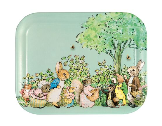 Petit Jour Paris  Peter Rabbit - Tray